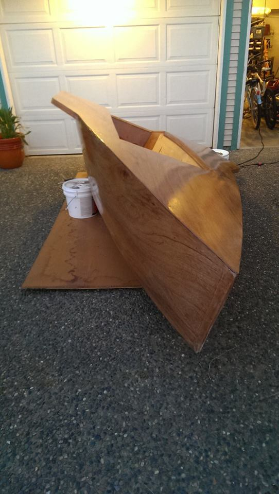 New 12ft sailing dinghy plan from storerboats - performance with low cost